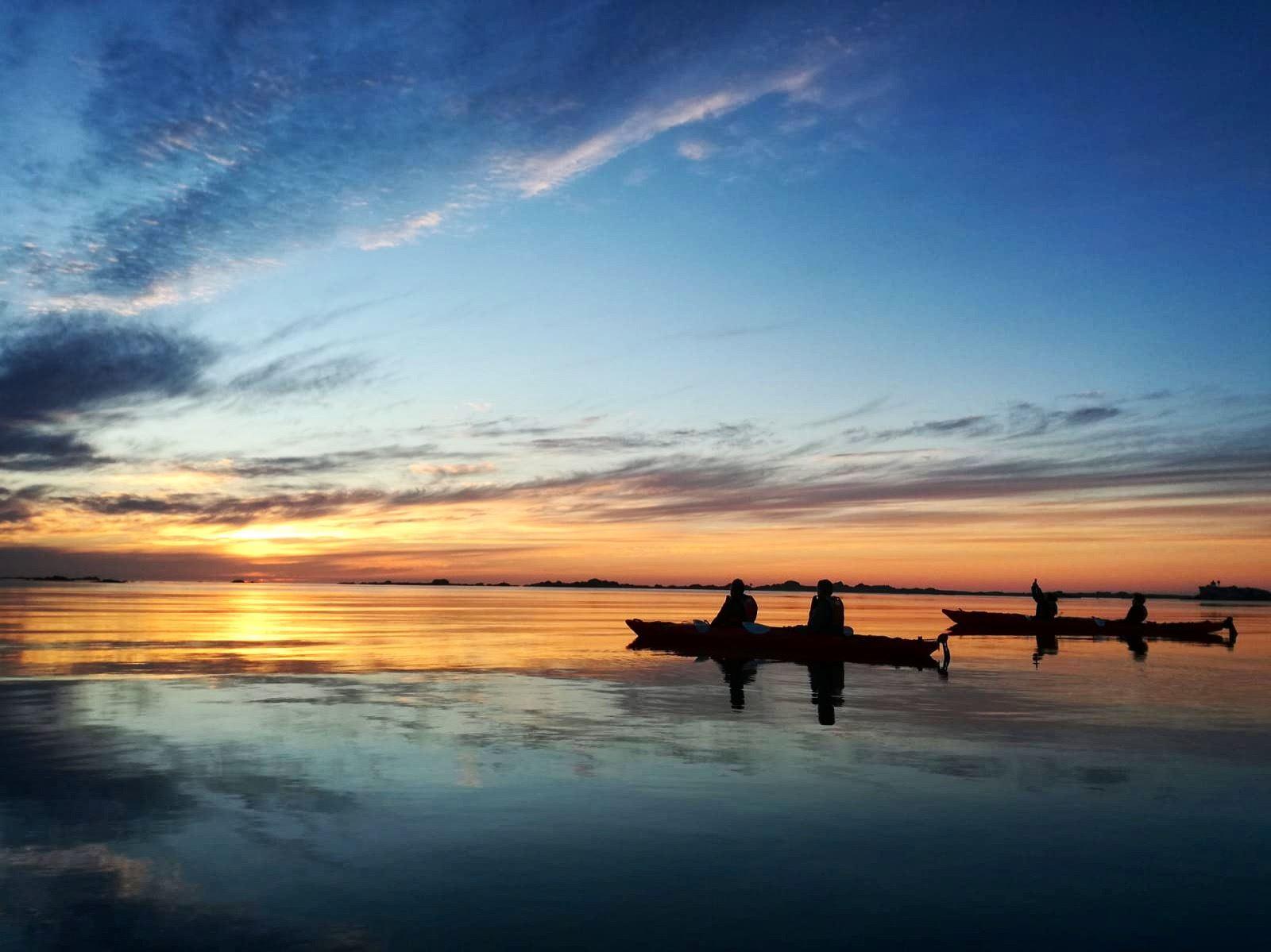 Sunset Kayak - Northern Explorer