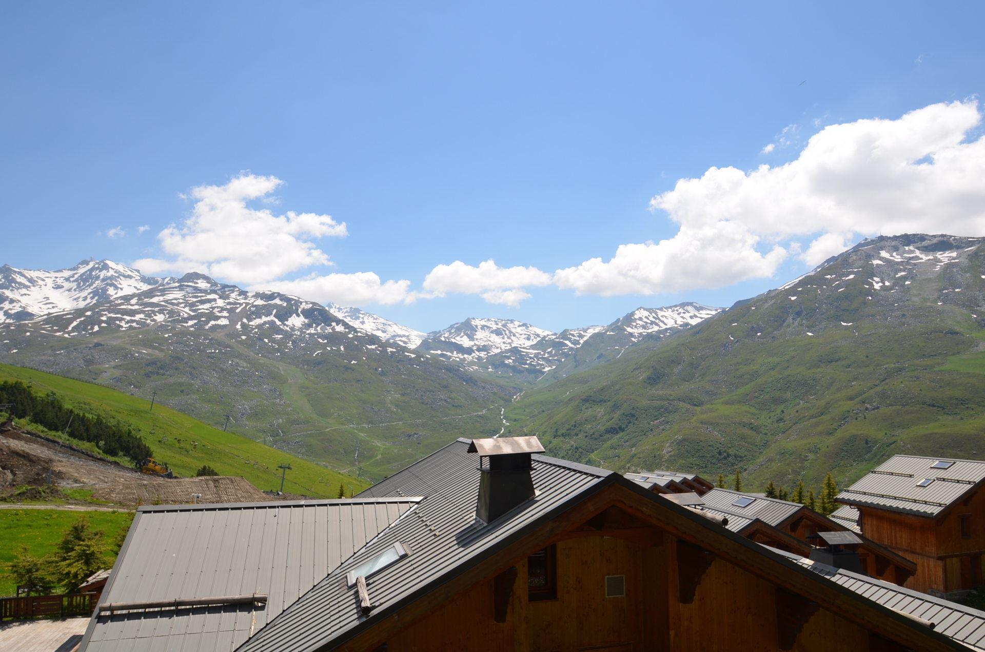 2 Rooms cabin 6 Pers ski-in ski-out / LES ALPAGES DE REBERTY 11