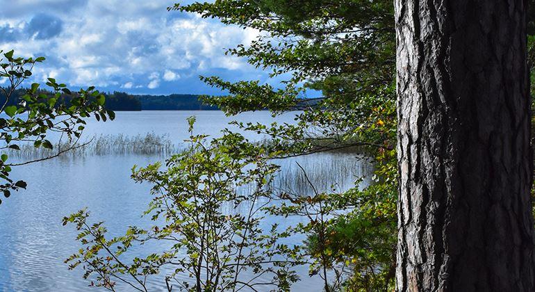 Länsstyrelsen, Nature reserve Jägaregap