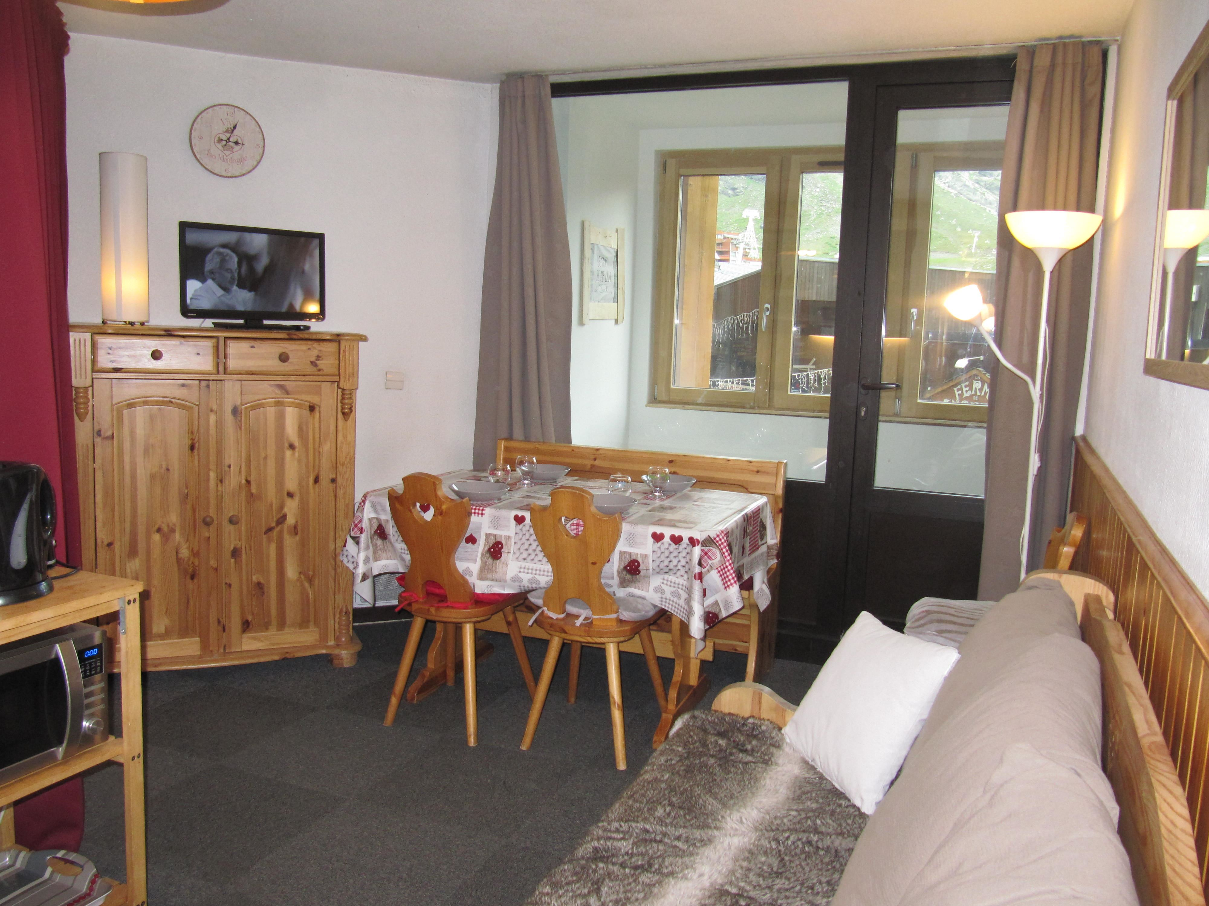 Arcelle 101 > 2 Rooms + Cabin - 4 Persons - 1 Bronze Snowflake (Ma Clé IMMO)