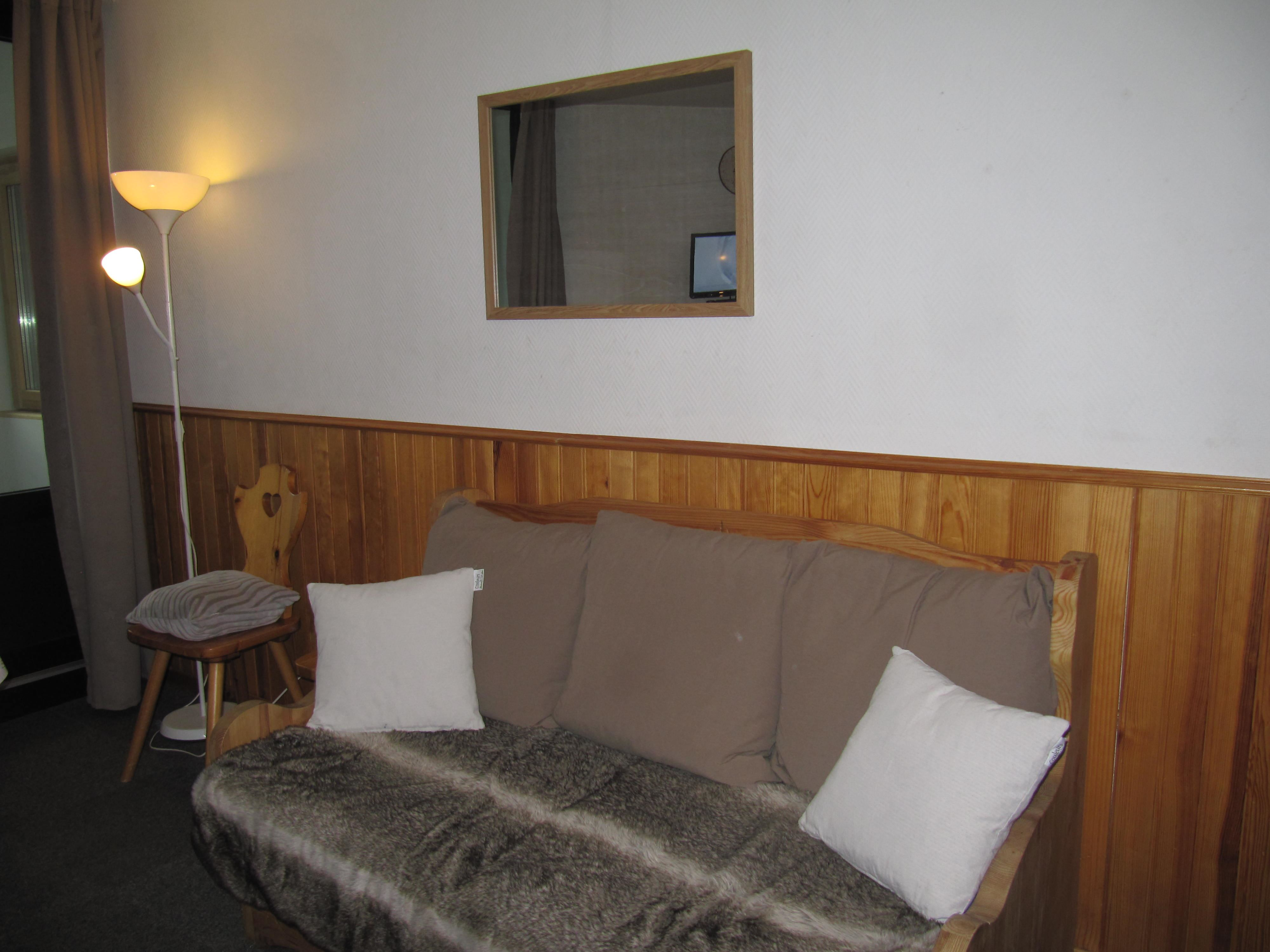 Arcelle 101 > Studio + 2 cabins - 4 Persons - 1 Bronze Snowflake (Ma Clé IMMO)