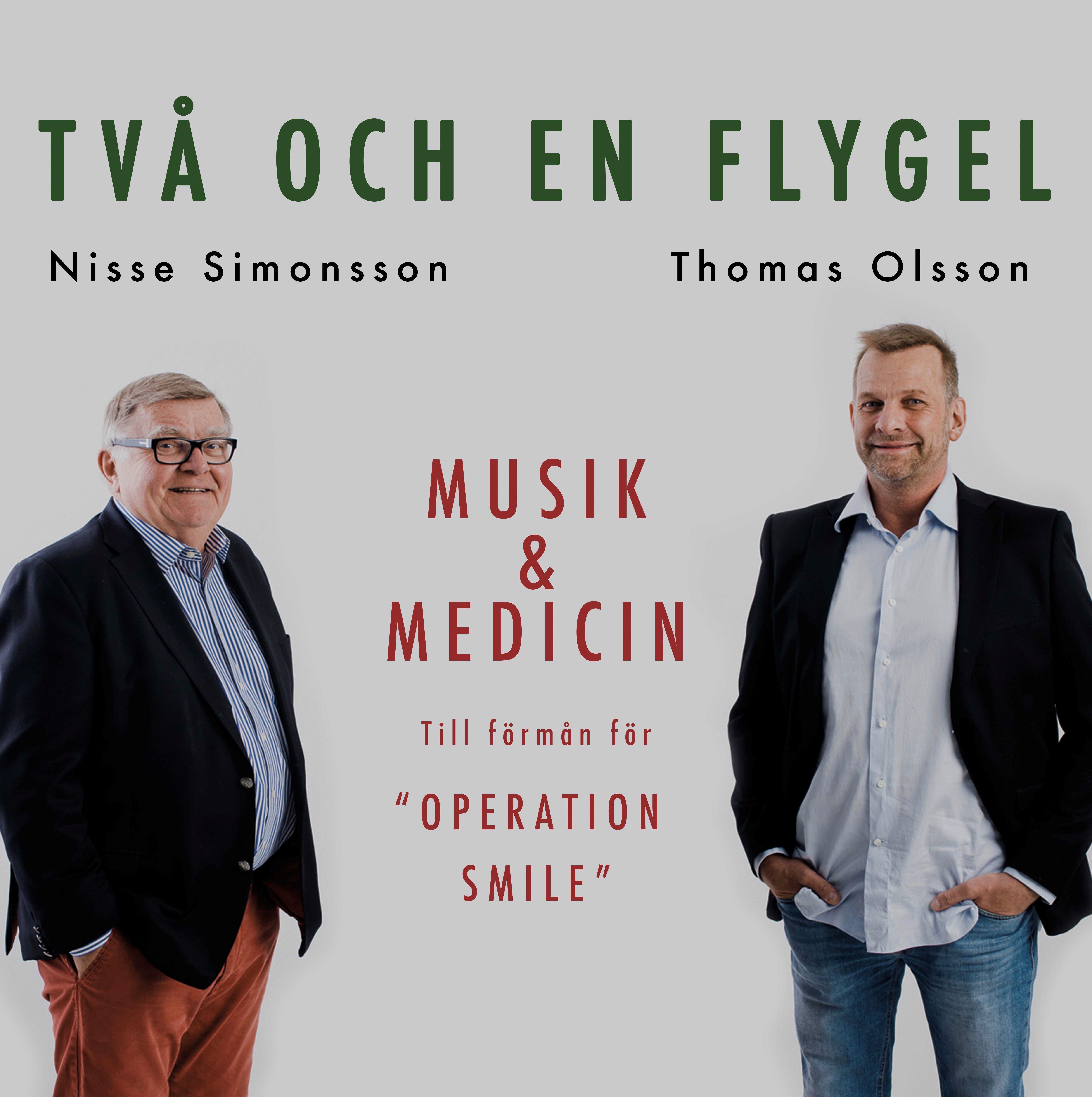 © Tirino Sverige AB, Bild på Nisse Simonsson ochThomas Olsson