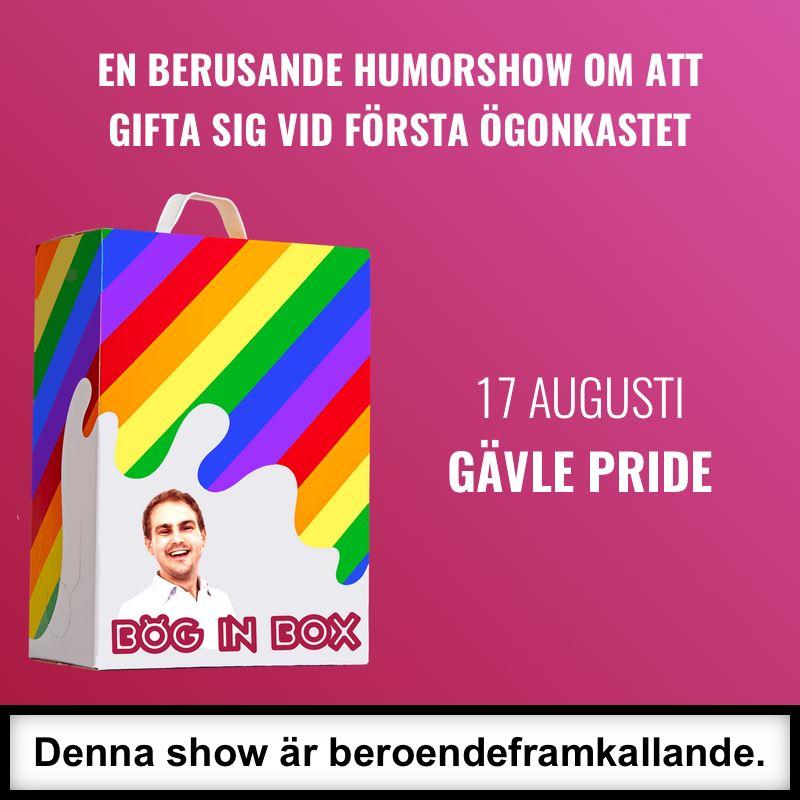© Act & Art Sweden AB, En berusande humorshow om den desperata jakten på kärlek