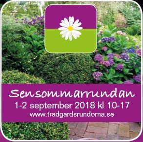 © Helsingborgs Trädgårdsförening, Late-summer Tour - Garden Tours in  North-west Skåne