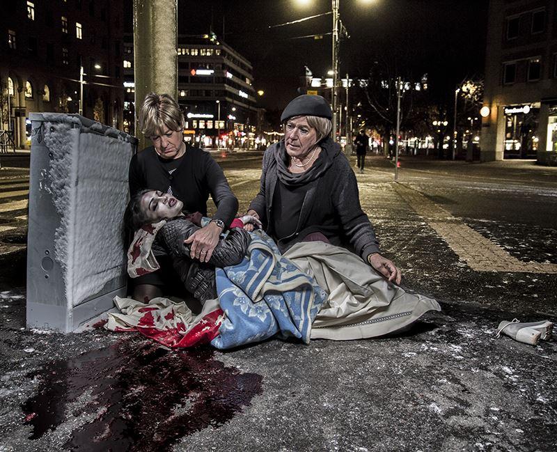 © Elisabeth Ohlson Wallin, id:TRANS Från Kung Kristina till idag