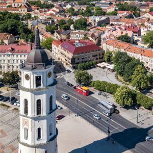 Amberton Cathedral Square Hotel Vilnius