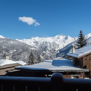 5 rooms 8 people / CARRE BLANC 231 (mountain of dream) / Tranquillity Booking