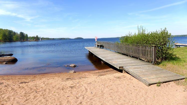 Bathing place: Dalbostrand