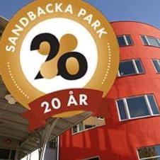 Sandbacka Park 20 år