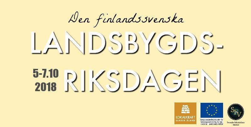 Den finlandssvenska Landsbygdsriksdagen