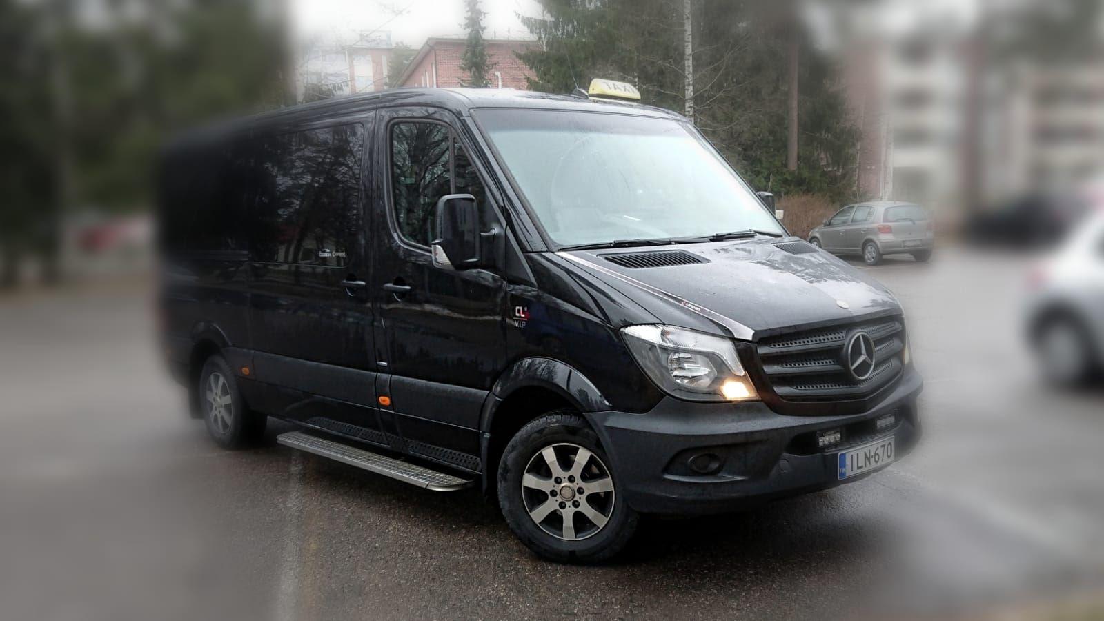 Tilausajot | Taksipalvelu Sillanpää