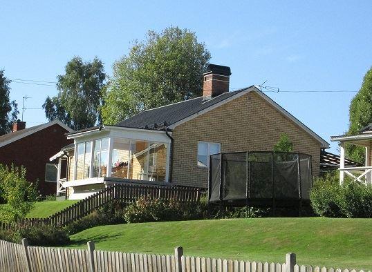 Privatrum M155, Bosselvägen, Mora