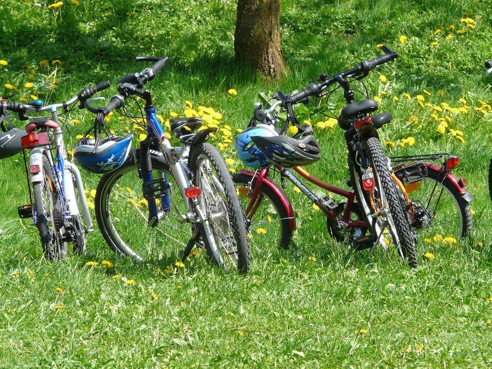 Fahrradtour Gemla, 36 km