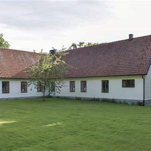 Monica Gyllenstierna, Lyckås Huvudbyggnad