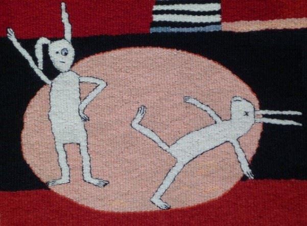 Utställning: Gunilla Petersson - Textil