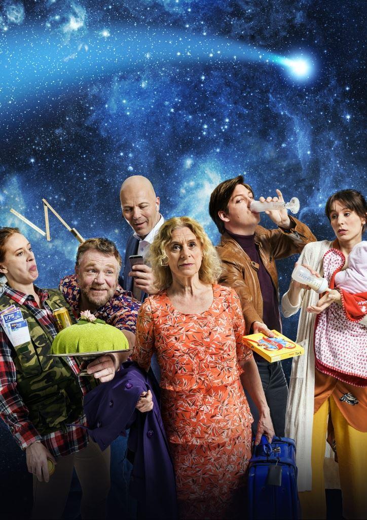 Teater Västernorrland ger FAMILY FEELINGS – en komedi om familjen