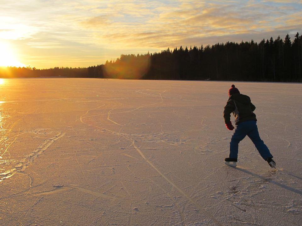 Naturarvskompaniet - Långfärdsskridsko