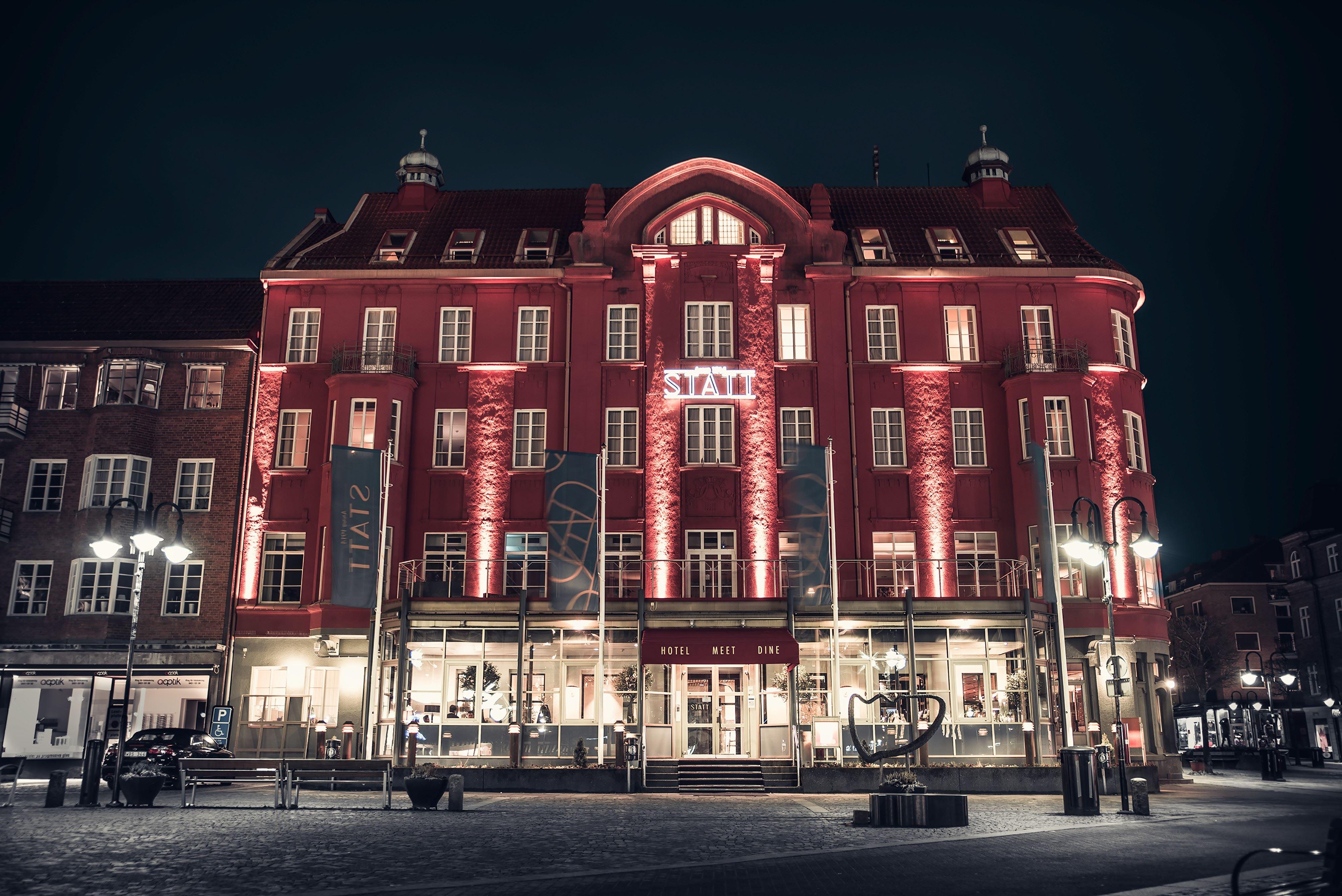 Hotell Statt Hässleholm