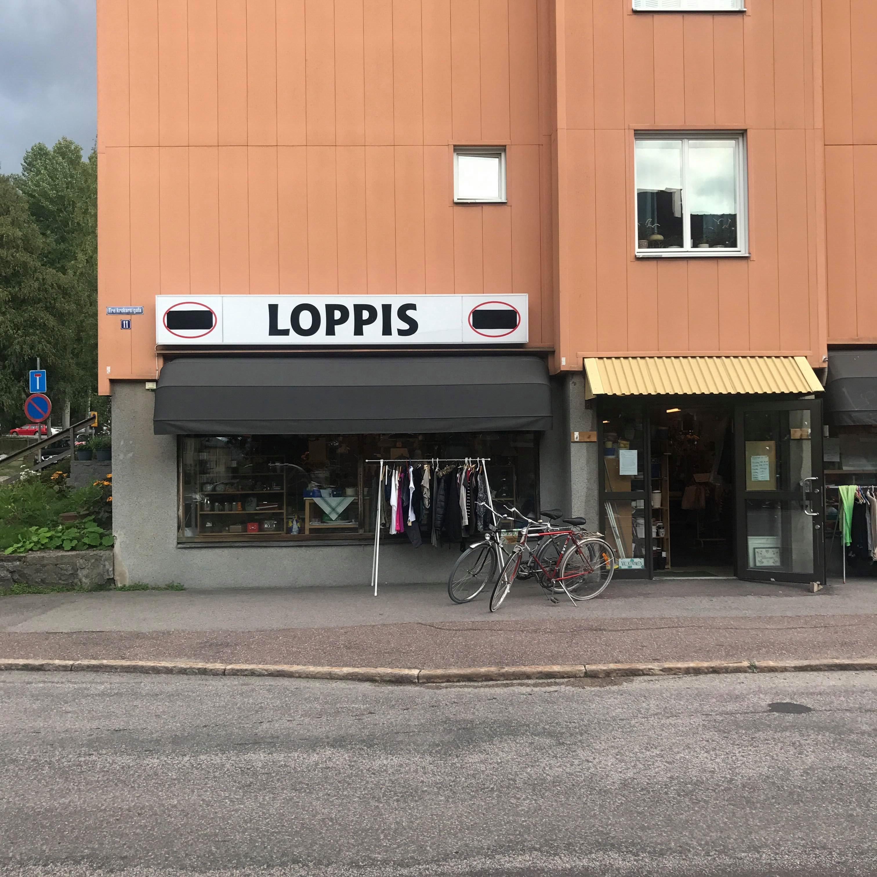 Biggans Loppis