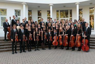 Presto Ungdomssymfoniorkester i Maribo Domkirke