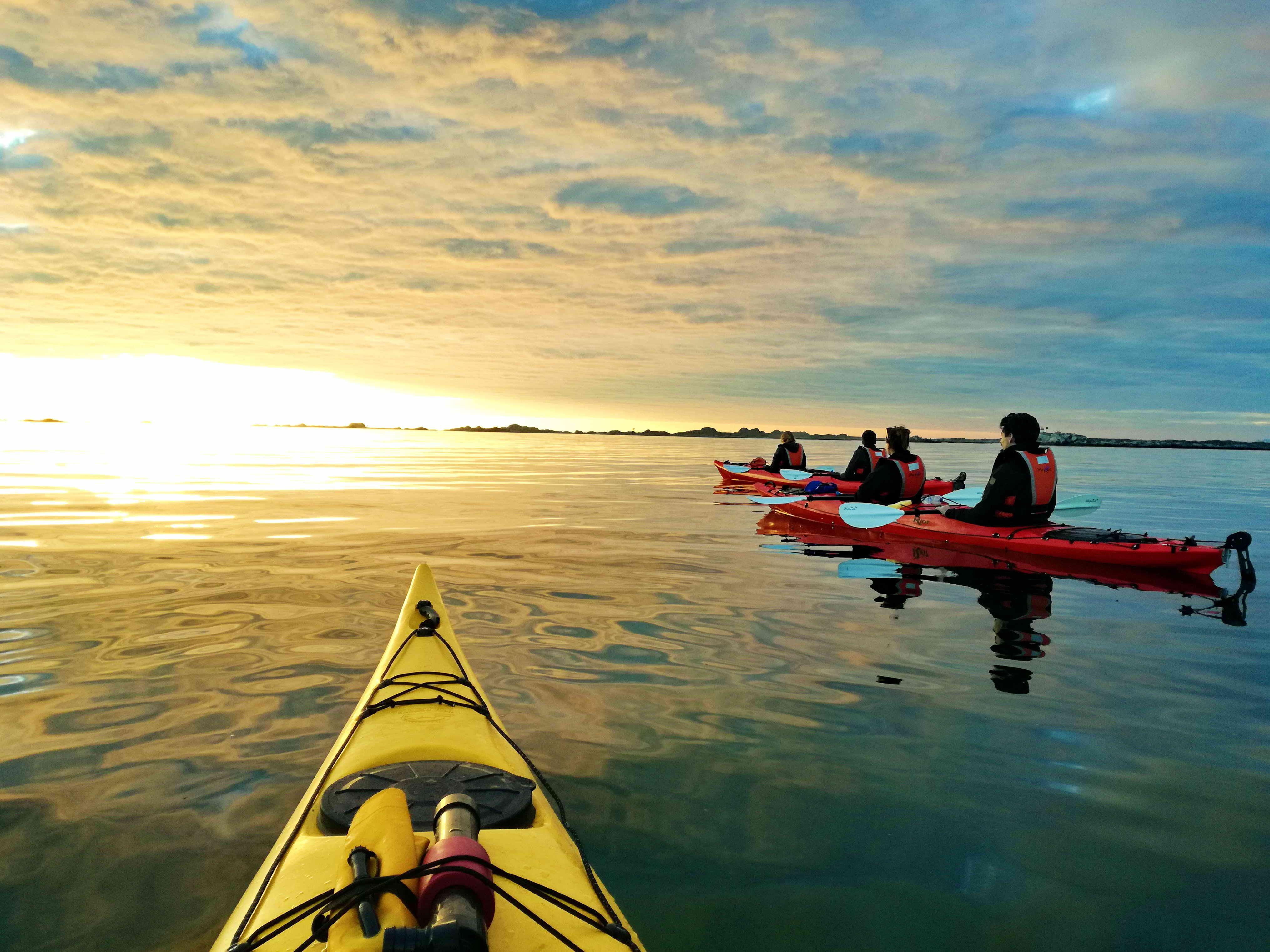 Northern Lights Kayak - Northern Explporer