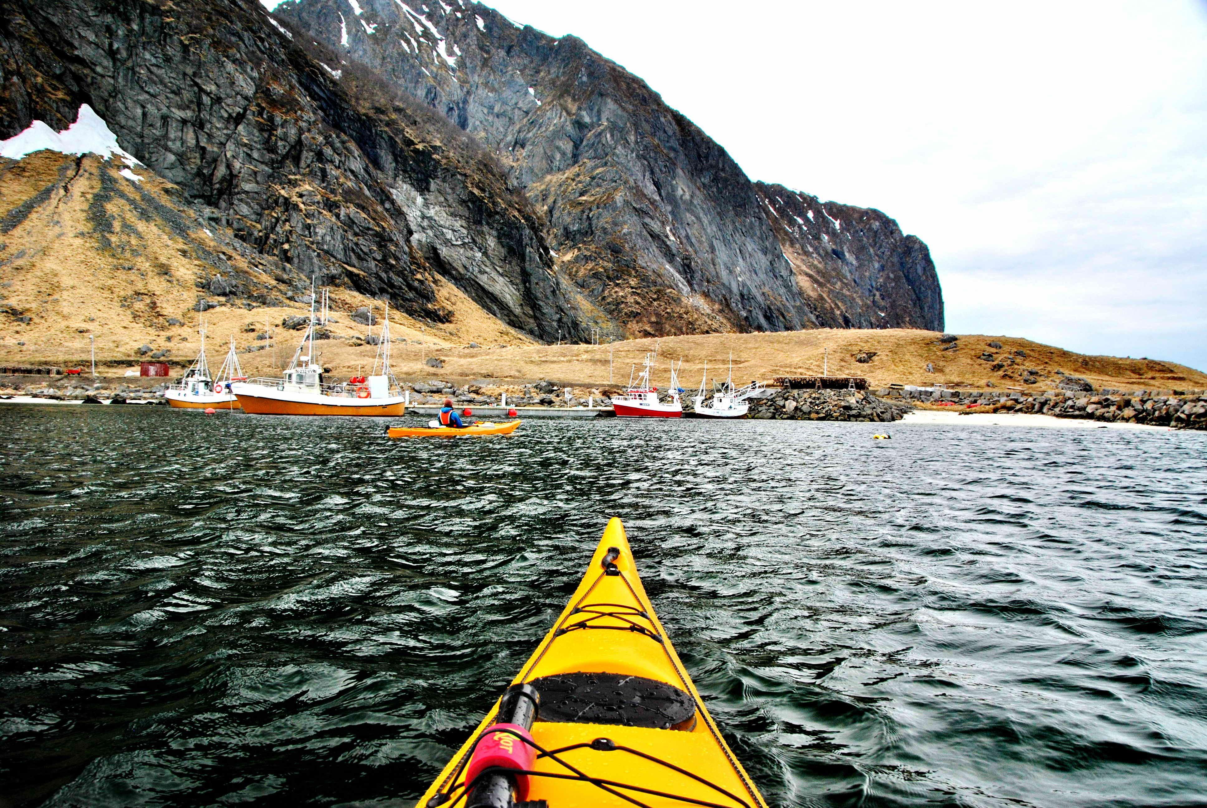 kayak & Hut Tub - Northern Explorer