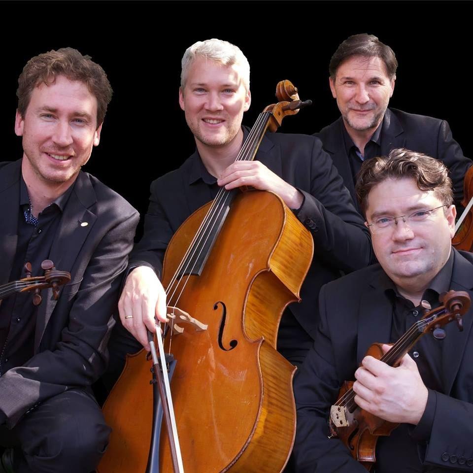 Kammarmusik - Swedish String Quartet