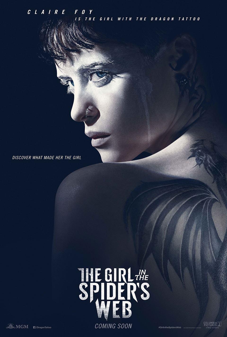 Bio på Forum - The girl in the spider's web