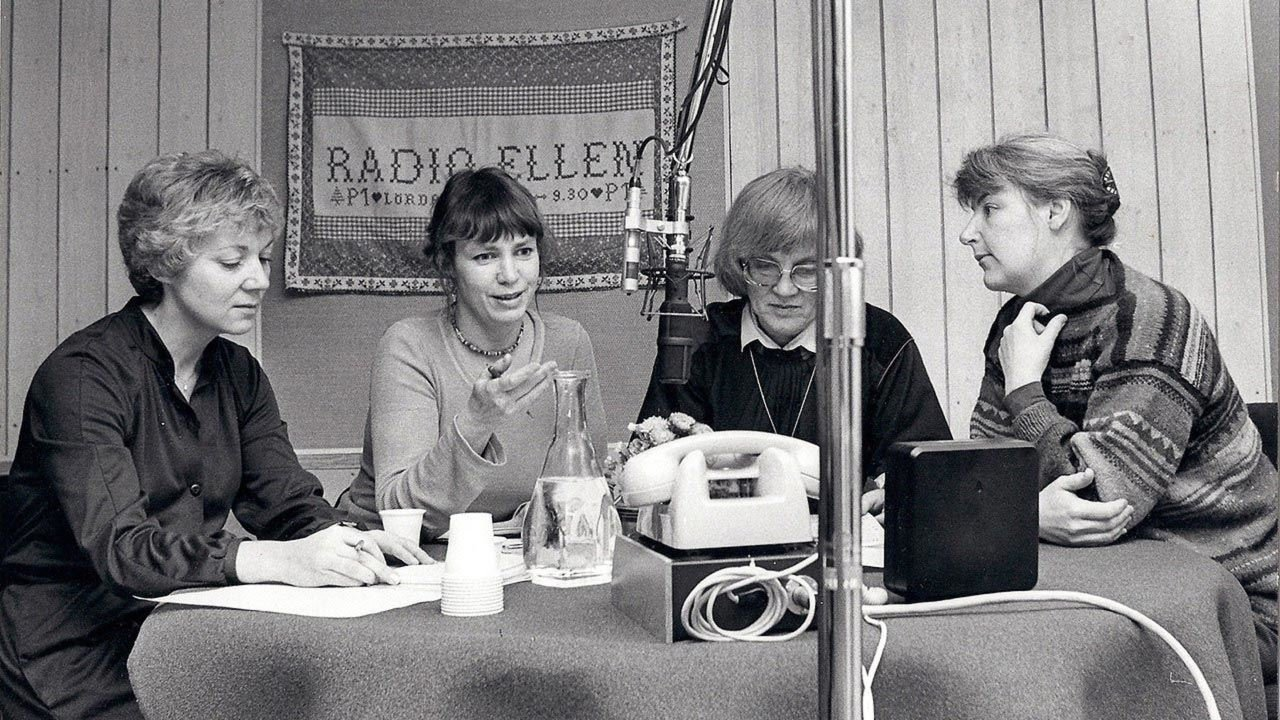 Lunchföreläsning: Radio Ellen och Kalmars dolda kvinnor genom historien