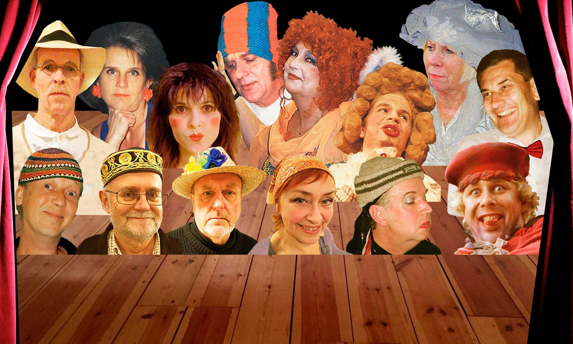 Jubelfrossa - Lokalteatern fyller 40 år! 17 november