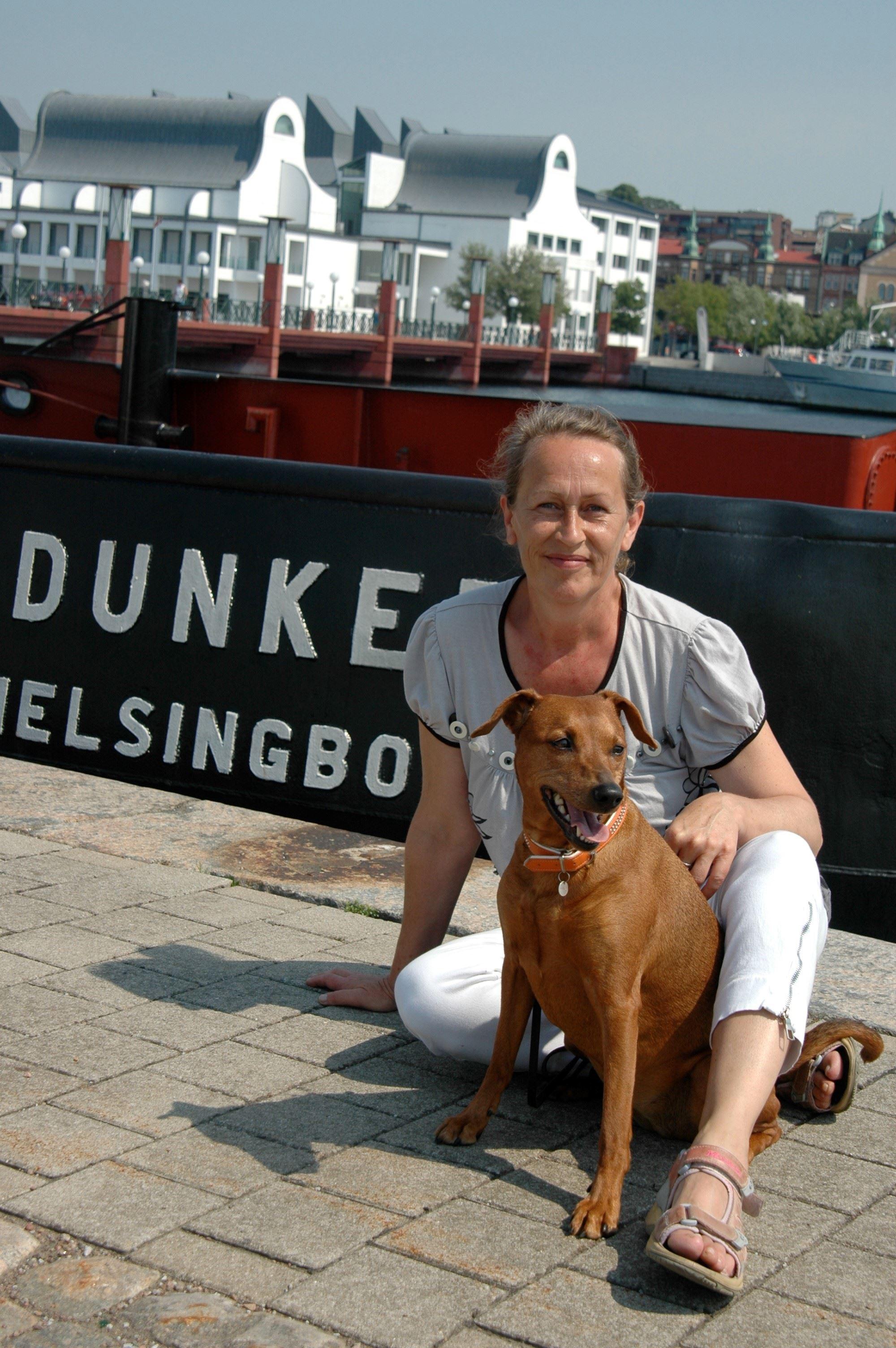 Föreläsning - Hundens första år - med hundpsykolog Charlotte Swanstein