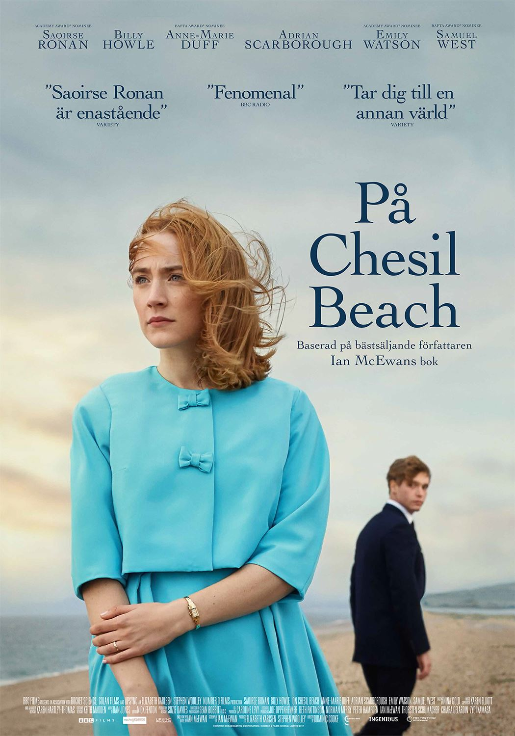 Bio: På Chesil Beach