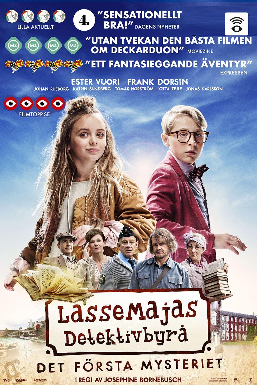 Filmettan: LasseMajas detektivbyrå – Det första mysteriet