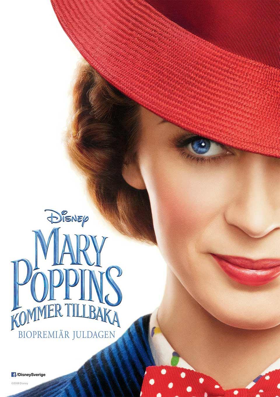 Bio på Forum - Mary Poppins kommer tillbaka