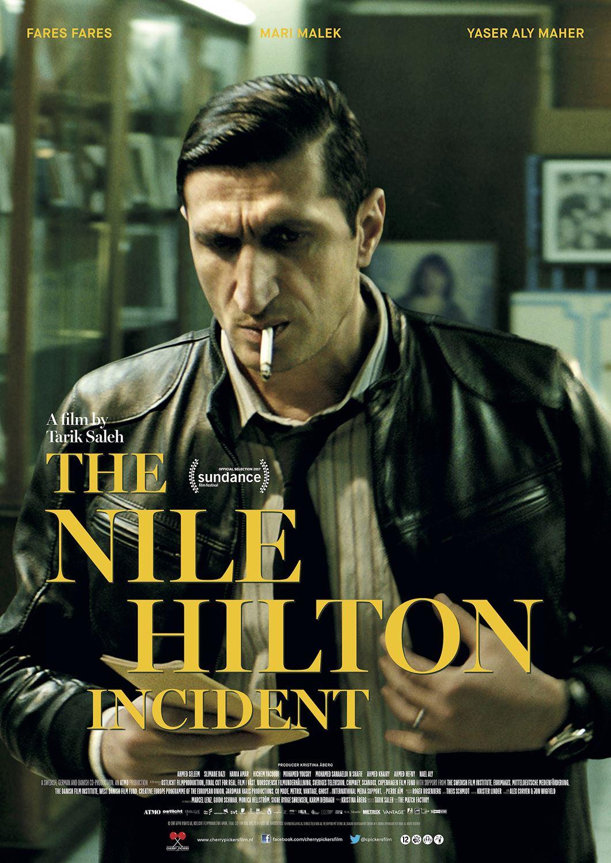 Södertälje Filmstudio: The Nile Hilton Incident