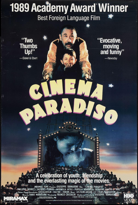 Södertälje Filmstudio: Cinema Paradiso