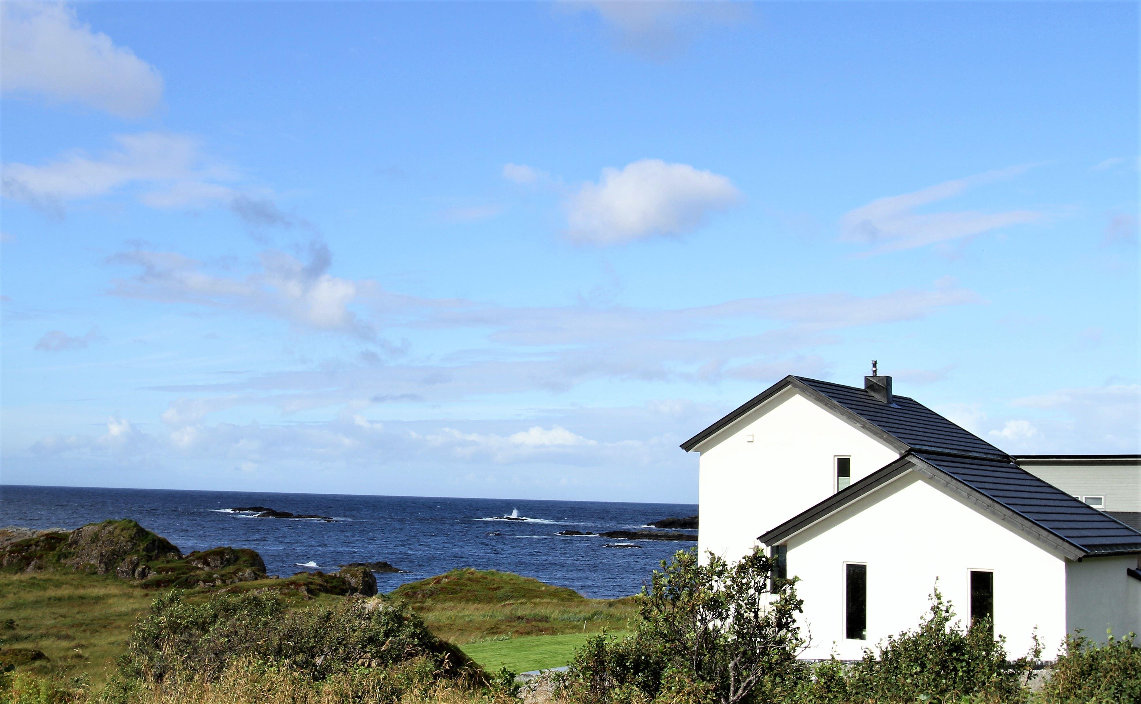 Huset på Skåltofta,  © Huset på Skåltofta, Das Haus auf Skåltofta - bei Nyksund