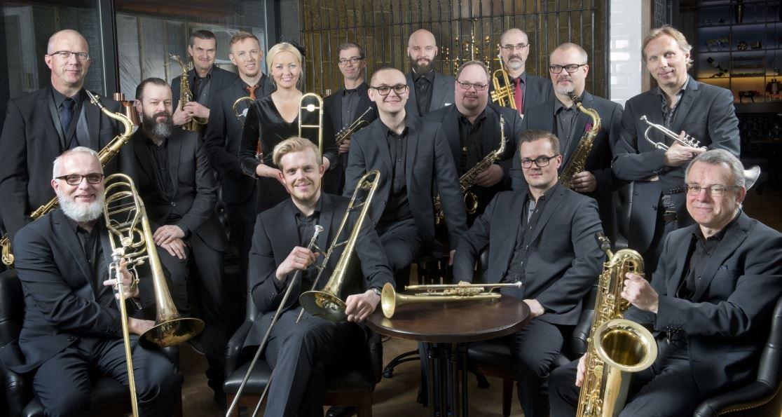 Anders Alm, Norrbotten Big Band and Edda Magnason