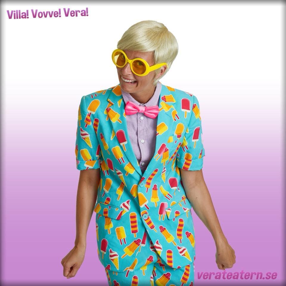 Villa! Vovve! Vera! - SLUTSÅLT