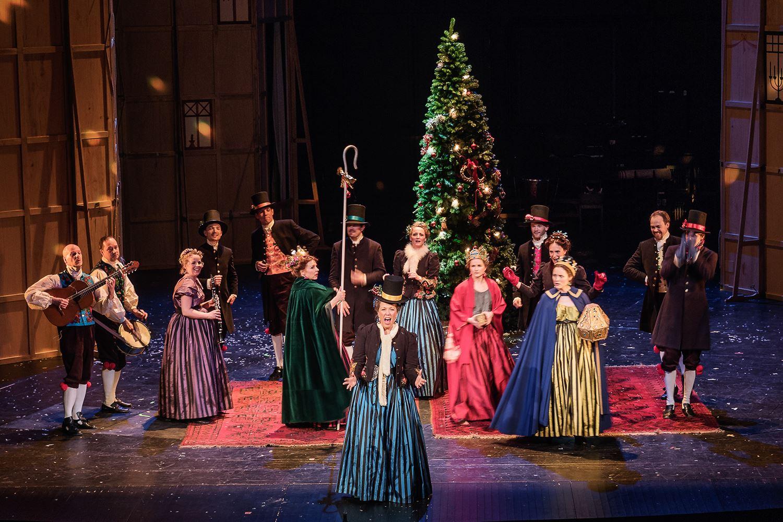 Romeo & Julia Kören – En julkonsert utöver det vanliga