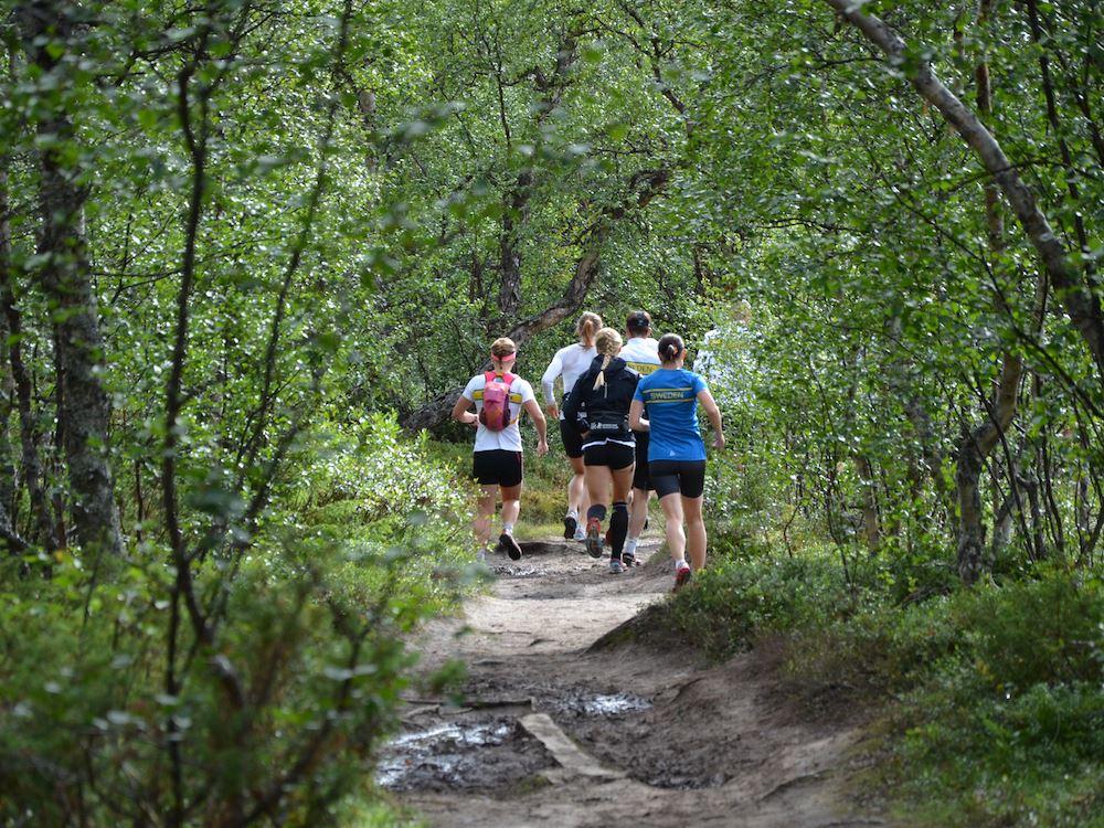 Trailfest i Vålådalen