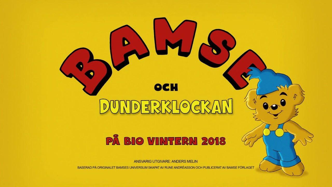 Bio på Forum - Bamse och dunderklockan