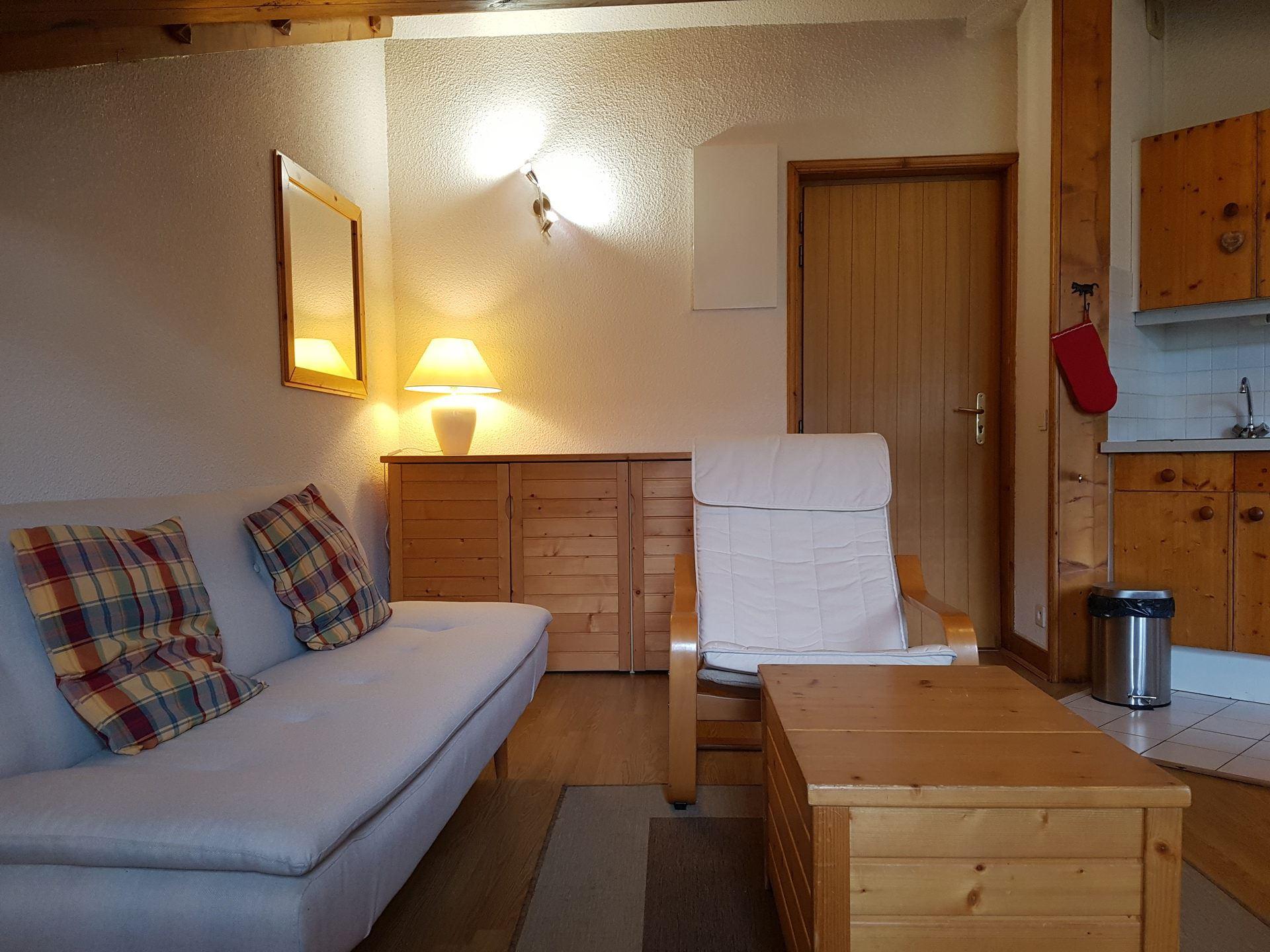 4 Rooms 6 Pers ski-in ski-out / BALCONS DE TOUGNETTE 29