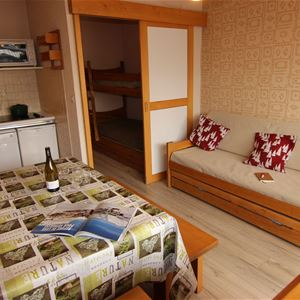 LAC DU LOU 307 / APARTMENT 2 ROOMS 6 PERSONS - 1 BRONZE SNOWFLAKE - VTI