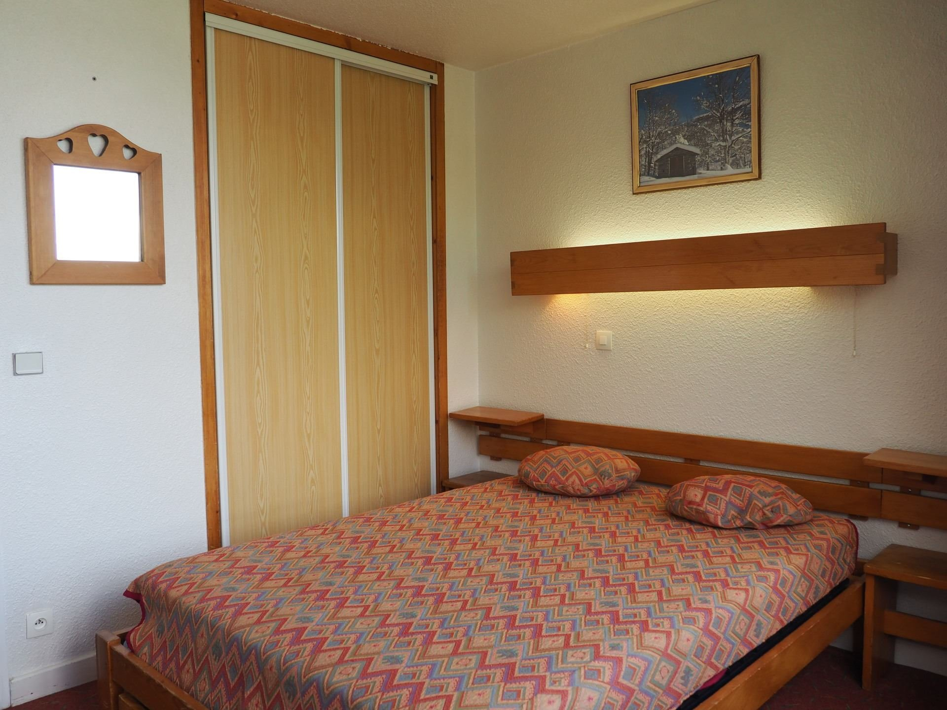 2 Rooms 4 Pers ski-in ski-out / CHAVIERE 728