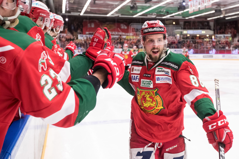 Icehockey SHL Mora IK - Färjestads BK