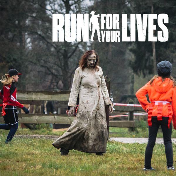 RUN FOR YOUR LIVES PÅ HIGH CHAPARRAL