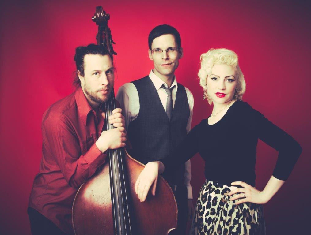 Ludvika Jazzklubb Aurora Brännström trio