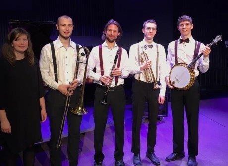 Ludvika Jazzklubb Leon Falk Louis Armstrong Tribute