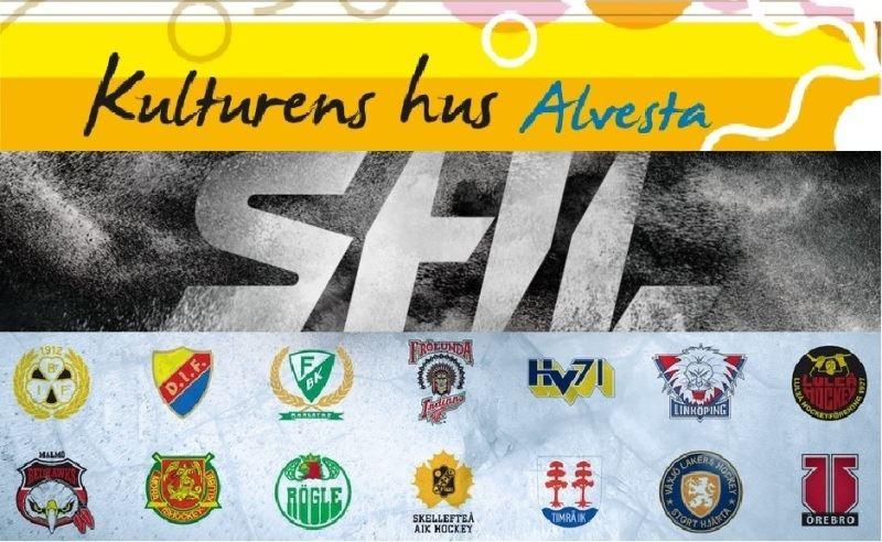 SHL Timrå-Växjö Lakers